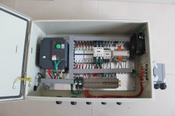 Relay Switch Aluminium EOT Crane Control Panel