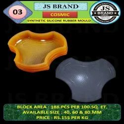 Cosmic Synthetic Silicone Rubber Mold