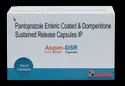 Pantoprazole Enteric Coated and Domperidone Sustained Release Capsules IP