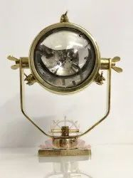 Maritime Antique Nautical Industrial Style Mini Search Spot Light For Decoration