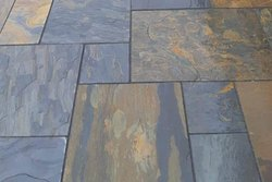 Patio Pack Floor Stone, For Flooring, Thickness: 16 Mm