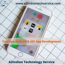 Complete Taxi Booking App Development Service
