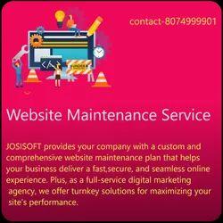 Online Website Maintenance Service, 5000