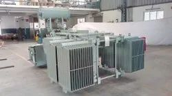 5MVA 3-Phase ONAN Power Transformer