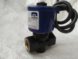 Plastic Direct Acting Solenoid valves