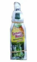 Heat Seal Plastic Bottle Shape Laminated Pouch, Thickness: 85 Micron
