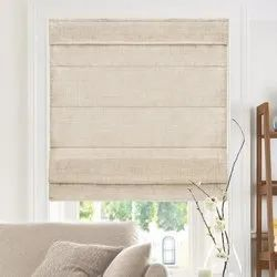 Polyester Plain Window Blind Fabric For Curtain