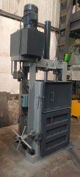 Plastic Film Baling Machine