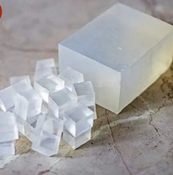 Extra Clear Glycerin Soap Base