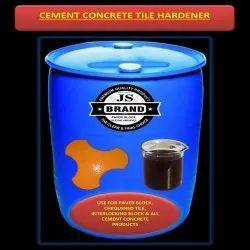 Cement Concrete Tile Hardener