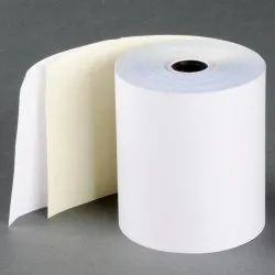 Plain White Paper Roll, GSM: 80 GSM