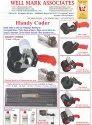 Cartoon Batch Coding ,Marking and Stamping Roller Hand Coder / Marker 96 mm x 350 mm