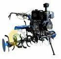 9 HP Diesel Self Start Power Weeder