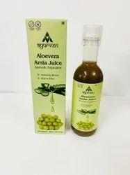 Ventiz Healthcare Ayurven Aloe Vera Amla Juice, Packaging Type: Bottle, Packaging Size: 500ml