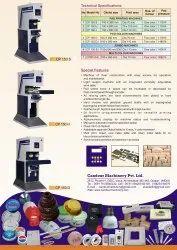 Multicolor Steel Pad Printing, Location: Ajmedabad, Size: 900 X 1400 X 1400 Mm