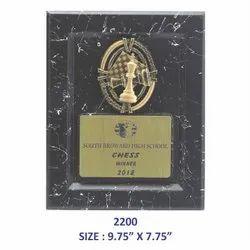 Wooden Chess Memento