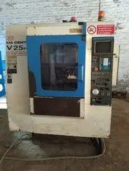 KIA V25P CNC VERTICAL MACHINING CENTER