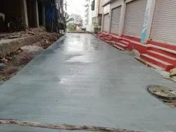 RCC Road Work, For Commercial