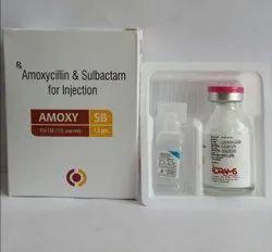 Amoxicillin Sulbactam Injections