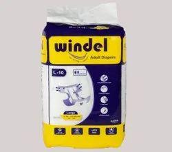 Adult Diaper WINDEL L-10