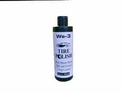 Tyre Polish Gel, Packaging Type: Bottle, Packaging Size: 84