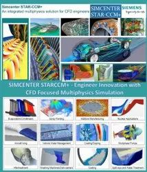 Siemens - Simcenter Star-CCM+ Software - CFD- Focused Multiphysics Simulation Software