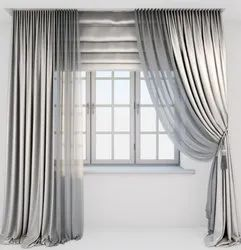 Primium Satin MANY MORE CURTAIN, For Home
