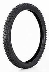 黑自行车轮胎24x2.35