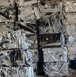 Aluminium Scrap - 6063 Extrusion / Section - CNF Nhava Sheva