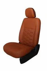 Plain Brown Tata Sumo Car Seat Cover
