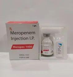 Meropec-1000 Inj