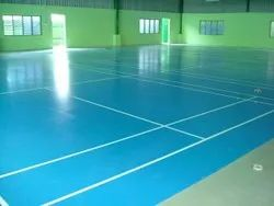 Polyurethane Floor Coating Services