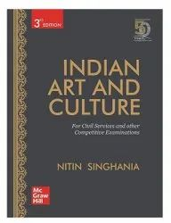 Indian Art And Culture Book