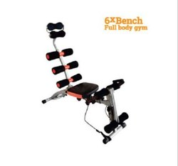 Six Pack AB Workout Bench
