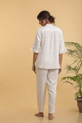 Madamita Rayon Shirt & Shorts, Size: S:M:L:Xl