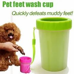 TPR 24x7 eMall Pet Foot Cleaner Cup