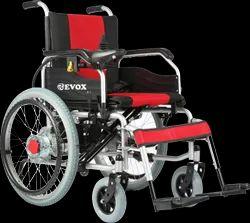 EVOX Electric Folding Frame Wheel Chair