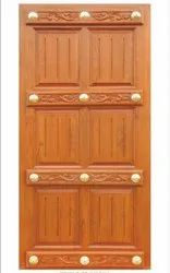 Exterior Polished Niki Doors, Smooth, Thickness: 32 Mm