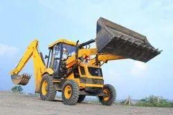 80 hp 4702 mm Hitachi Backhoe Loader, Capacity: 1920 kg, Backhoe Bucket Capacity: 0.26 cum