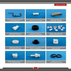 Ricoh 1075/2075 Spare Parts