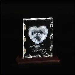 3D Crystals Gift - Rectangular