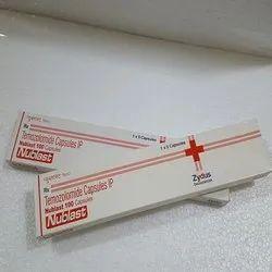 Nublast - Temozolamide 100 Mg Capsules