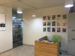 Dinodia Office And Art Gallery For Rent For Photo Shoots, Event Location: Mumbai