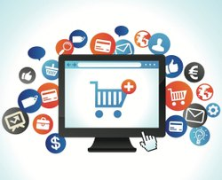 电子商务软件服务