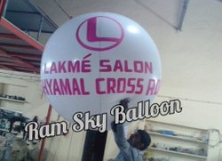Small Advertising Balloon