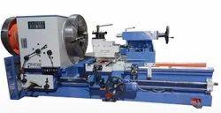 Semi-Automatic Jagdeep Heavy Duty Oil Country Lathe Machine