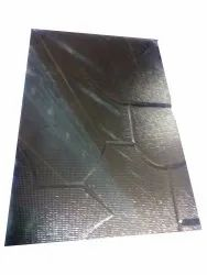 Plain Glossy Toughened Colored Glass, For Decoration