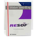 Resof Sofosbuvir Tablets