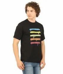 Gunja Textiles Mens Causal And Party Wear Fashion T Shirt