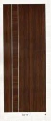 Brown LD 13 Jet Go Laminated Door, For Home